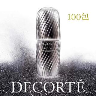 COSME DECORTE - コスメデコルテ ホワイトロジスト ブライト コンセントレイト  100包