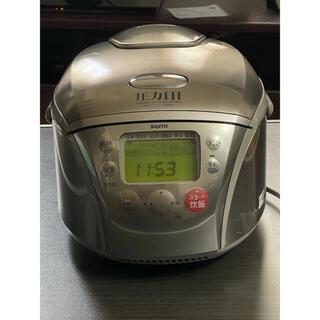 サンヨー(SANYO)のサンヨー 圧力IH 炊飯器 ジャー(炊飯器)