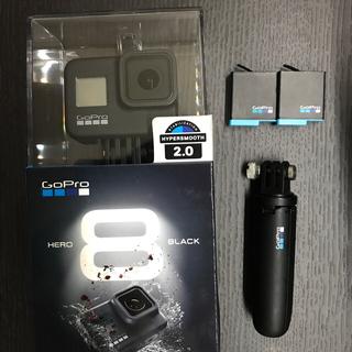 GoPro - 【美品!】GoPro HERO8 ブラック