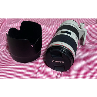 Canon - Canon EF 70-200mm F2.8 L IS Ⅱ USM