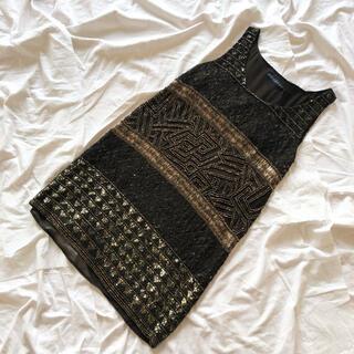 ラルフローレン(Ralph Lauren)の新品 ラルフローレン インド製 シルク100%  ワンピース ドレス(ひざ丈ワンピース)