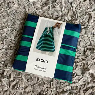 DEUXIEME CLASSE - BAGGU スタンダード Aloe Sailor Stripe アロエ グリーン
