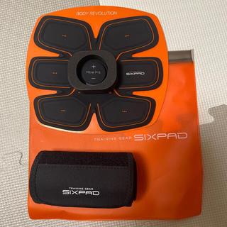 シックスパッド(SIXPAD)のsixpad abs fit(トレーニング用品)
