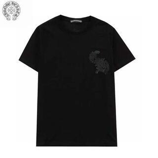 クロムハーツ(Chrome Hearts)のサイズL黑 クロムハーツTシャツ(Tシャツ/カットソー(半袖/袖なし))