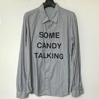 UNDERCOVER - undercover ストライプシャツ