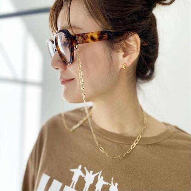 L'Appartement DEUXIEME CLASSE(アパルトモンドゥーズィエムクラス)のL'Appartement EMMANUELLE KHANH エマニュエルカーン レディースのファッション小物(サングラス/メガネ)の商品写真