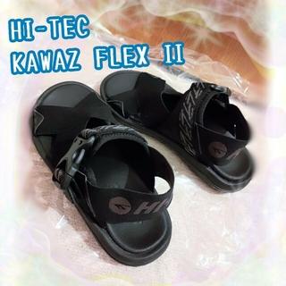 ハイテック(HI-TEC)のHI-TEC  KAWAZ FLEX II(ハイテック カワズフレックス2)(サンダル)