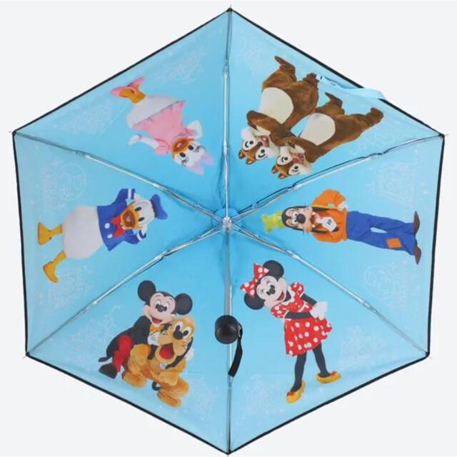 Disney(ディズニー)のディズニー 実写 折りたたみ傘 日傘 傘 レディースのファッション小物(傘)の商品写真