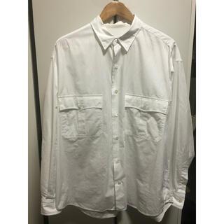 ポーター(PORTER)の【19SS】 Porter Classic ROLLUP shirt white(シャツ)