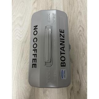 NO COFFEE BOTANIZE FIRSTORDER TOOL BOX