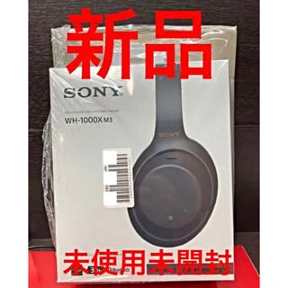 SONY - ソニーワイヤレスベッドホンSONY WH-1000XM3(B)