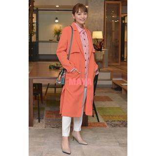 SLY - ★TV衣装★ SLY LIGHT MANNISH LONG コート