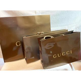 グッチ(Gucci)のGUCCI ショッパー(ショップ袋)