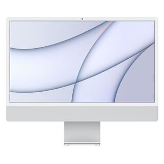 アップル(Apple)のiMac 24インチ 2021モデル M1 シルバー 新品未開封(デスクトップ型PC)