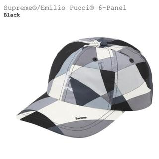 Supreme - Supreme Emilio Pucci 6-Panel Black