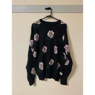 JOYRICH - joyrich roses sweater カワグチジン 着用