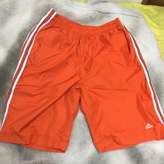 アディダス(adidas)のキキ様専用adidas オレンジハーフパンツ(ハーフパンツ)