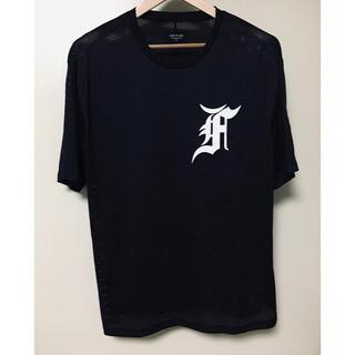 フィアオブゴッド(FEAR OF GOD)のFear of god メッシュシャツ (Tシャツ/カットソー(半袖/袖なし))