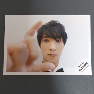 田中樹 公式写真4(アイドルグッズ)