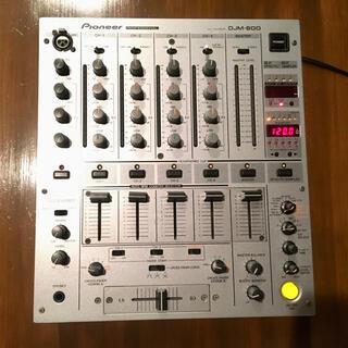パイオニア(Pioneer)のPioneer DJM600 4ch DJミキサー(DJミキサー)