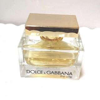 ドルチェアンドガッバーナ(DOLCE&GABBANA)のドルチェ&ガッバーナザ・ワン オードパルファム(香水(女性用))