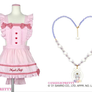 Angelic Pretty - angelic pretty エプロン ネックレス