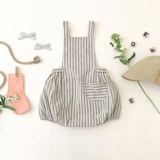Caramel baby&child  - soor ploom  oona romper 5y