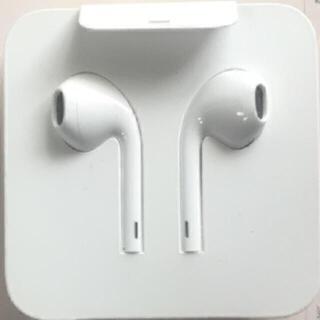 Apple - イヤホン・APPLE iPhone ライトニング型用(アップル純正)新品