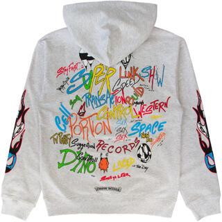 クロムハーツ(Chrome Hearts)のchrome hearts mattyboy brain hoodie(パーカー)