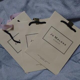 ジョーマローン(Jo Malone)のジョーマローン Jo MALONE LONDON ショッパー 3枚(ショップ袋)