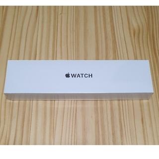 Apple watch SE 2020 44mm  MYDT2J/A 新品未開封
