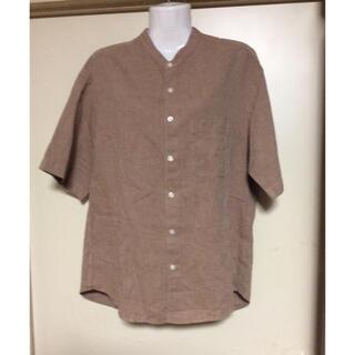 ジーユー(GU)のGUのメンズシャツ(Tシャツ/カットソー(半袖/袖なし))