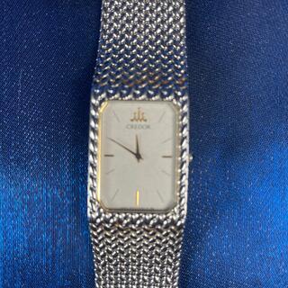 SEIKO - SEIKO(クレドール]腕時計