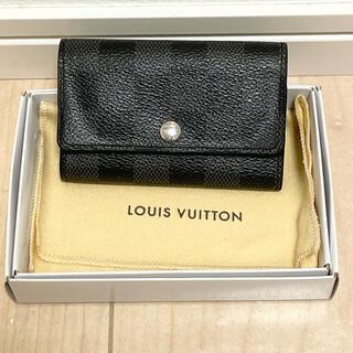 LOUIS VUITTON - LOUIS VUITTON ルイ ヴィトン キーケース 6連