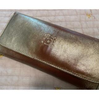 IL BISONTE - イルビゾンテ★ゴールド財布