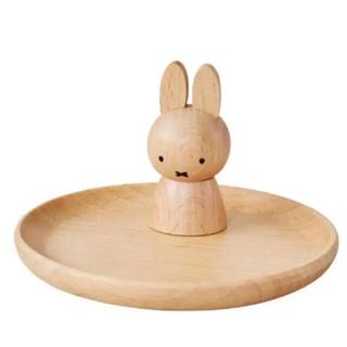 ミッフィー 木製 アクセサリースタンド 小物入れ