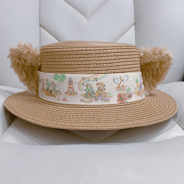 ダッフィー(ダッフィー)のダッフィー☆サニーファン2021☆帽子☆ハット レディースの帽子(ハット)の商品写真