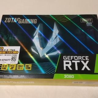 【新品】RTX 3080 TRINITY OC ZOTAC グラボ