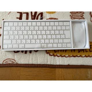 アップル(Apple)のiMac magic keyboard 2(デスクトップ型PC)