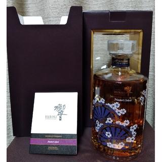 サントリー - 【希少】サントリー響 マスターズセレクト 箱付き 700ml 43% 意匠ボトル