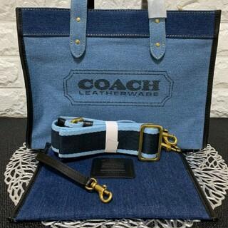 COACH - ☆新品☆COACH コーチ トートバッグ デニム