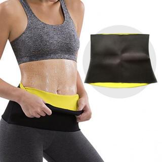 20L 発汗ベルト サウナベルト ダイエット 腹巻き 脂肪燃焼 くびれ 引き締め(エクササイズ用品)