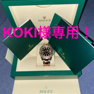 ROLEX - ロレックス ヨットマスター 126621 40mm チョコ エバーローズゴールド