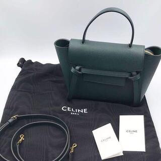 セリーヌ(celine)のCELINE セリーヌ バッグ ショルダーバッグ ベルドバック ハンドバッグ(ハンドバッグ)