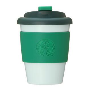 Starbucks Coffee - PLAタンブラーグリーン340ml