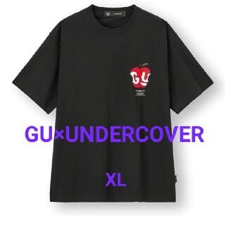ジーユー(GU)のGU×UNDERCOVER ビックグラフィック Tシャツ サイズXL(Tシャツ/カットソー(半袖/袖なし))