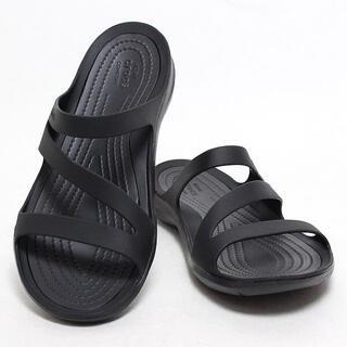 crocs - 【新品】クロックス スウィフトウォーター サンダル ウィメン 23cm