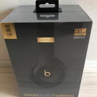 Beats by Dr Dre - Beats Studio3 Wireless ミッドナイトブラック