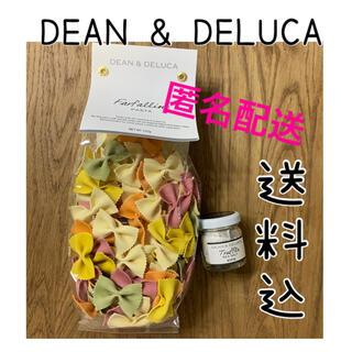 DEAN & DELUCA - DEAN&DELUCA リボンマカロニ 250g ・ トリュフソルト 30g