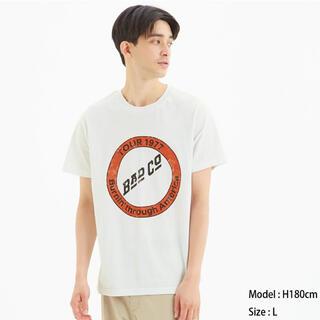 ジーユー(GU)のGU グラフィックT Tシャツ(Tシャツ/カットソー(半袖/袖なし))